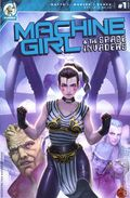 Machine Girl and Space Invaders (2020 Red 5 Comics) 1A