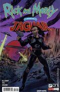 Rick and Morty Presents Jaguar (2020 Oni Press) 1B