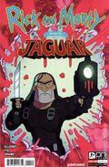 Rick and Morty Presents Jaguar (2020 Oni Press) 1A