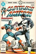 Capitaine America (French Canadian 1970-1984 Editions Heritage) Captain America 100/101