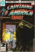 Captain America (French Canadian Series 1970-1984 Capitaine America - Editions Heritage) 112/113