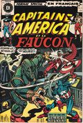 Captain America (French Canadian Series 1970-1984 Capitaine America - Editions Heritage) 34