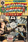 Capitaine America (French Canadian 1970-1984 Editions Heritage) Captain America 39