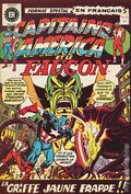Capitaine America (French Canadian 1970-1984 Editions Heritage) Captain America 25