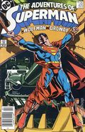 Adventures of Superman (1987) Canadian Price Variant 425