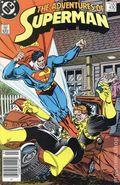 Adventures of Superman (1987) Canadian Price Variant 430