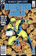 Booster Gold (1986 DC 1st Series) Canadian Price Variant 13