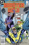Booster Gold (1986 DC 1st Series) Canadian Price Variant 15