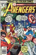 Avengers (1963 1st Series) UK Edition 170UK