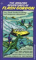 Amazing Adventures of Flash Gordon PB (1980 Tempo Novel Series) 2-1ST
