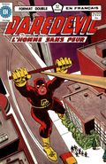 Daredevil L'Homme Sans Peur (French Canadian 1979-1984 Editions Heritage) 21/22