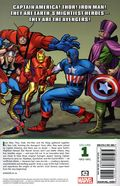 Avengers Earth's Mightiest Heroes TPB (2014 Marvel) Epic Collection 1-1ST