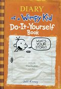 Diary of a Wimpy Kid Do it Yourself Book HC (2008 Abrams) 1-REP