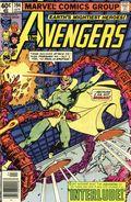 Avengers (1963 1st Series) Mark Jewelers 194MJ