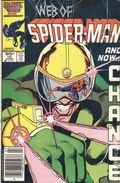 Web of Spider-Man (1985 1st Series) Canadian Price Variant 15