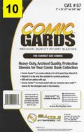 Comic Sleeve: Mylar Current Comic-Guard 10pk (#057-010)