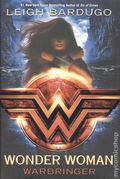 Wonder Woman Warbringer HC (2017 Random House) A DC Icons Novel 1-1ST