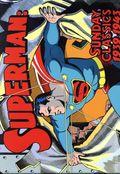 Superman Sunday Classics 1939-1943 GN (2006 Sterling) Reprint Edition 0-RPT