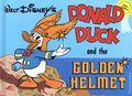 Walt Disney's Donald Duck and the Golden Helmet HC (1980 Abbeville Press) 0-1ST