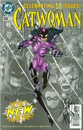 Catwoman (1993 2nd Series) 50B.DF.SIGNED
