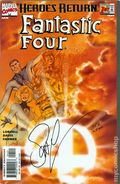 Fantastic Four (1998 3rd Series) 1B.DF.SIGNED
