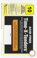 Comic Boards: Current Time-X-tender 10pk (#025-010)