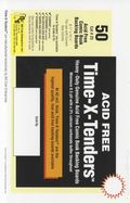 Comic Boards: Current Time-X-Tender 50pk (#025-050)