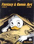 Bud Plant Fantasy & Comic Art Catalog (1976 Bud Plant, Inc.) 1982