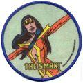 Alpha Flight Patch Series (1984-1986 Marvel) PATCH#4