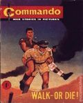 Commando War Stories in Pictures (1961 D. C. Thomson Digest) 1