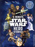 5 Minute Star Wars Hero Stories HC (2017 Disney Lucasfilm) 0-1ST