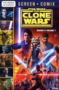 Star Wars The Clone Wars GN (2020 Random House) Screen Comix 1-1ST