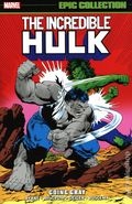Incredible Hulk Going Gray TPB (2020 Marvel) Epic Collection 1-1ST