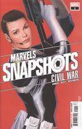 Civil War Marvels Snapshots (2020 Marvels) 1A