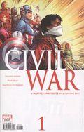 Civil War Marvels Snapshots (2020 Marvels) 1B