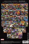 Eternals The Complete Saga Omnibus HC (2020 Marvel) 1B-1ST