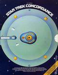 Star Trek Concordance SC (1976) 1-1ST