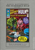 Marvel Masterworks Incredible Hulk HC (2003-Present Marvel) 2-1ST