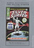 Marvel Masterworks Silver Surfer HC (2003- Marvel) 1st Edition 1-1ST
