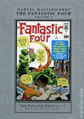 Marvel Masterworks Fantastic Four HC (2003-Present Marvel) 1-1ST