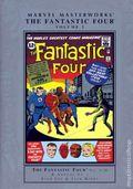Marvel Masterworks Fantastic Four HC (2003-Present Marvel) 2-1ST