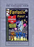 Marvel Masterworks Fantastic Four HC (2003-Present Marvel) 3-1ST