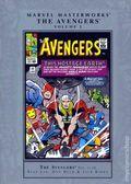 Marvel Masterworks Avengers HC (2003- Marvel) 2-1ST