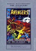 Marvel Masterworks Avengers HC (2003- Marvel) 3-1ST