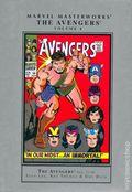 Marvel Masterworks Avengers HC (2003- Marvel) 4-1ST