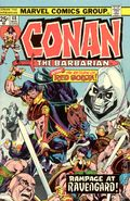 Conan the Barbarian (1970 Marvel) Mark Jewelers 48MJ