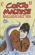 Corto Maltese Ballad of the Salt Sea (1996) 3