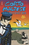 Corto Maltese Ballad of the Salt Sea (1996) 4