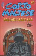Corto Maltese Ballad of the Salt Sea (1996) 5