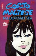 Corto Maltese Ballad of the Salt Sea (1996) 6